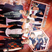 Png Pack #49 - 5SOS by Sanlaka