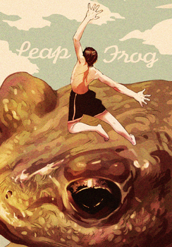 Leap Frog by Laharu
