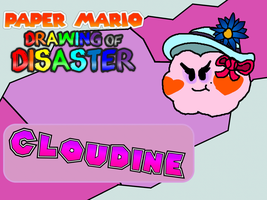 PMDoD: Cloudine by WarioWules09