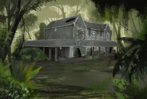 Jungle_house by omonteon