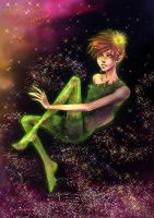 Peter Pan by Deidaraisstupid