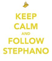 Follow Stephano by Kix-the-Otaku