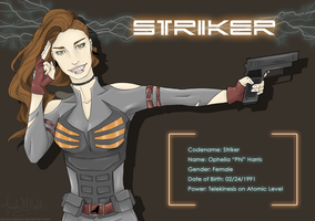 Striker by Amora-Delara