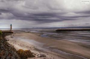 Low tide by JoelRemy222