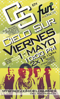 "Cielo Sur Flyer ""Fun Bar"" by offernandinhoon"