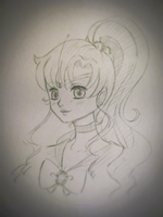 Sailor Jupiter by Suesanne