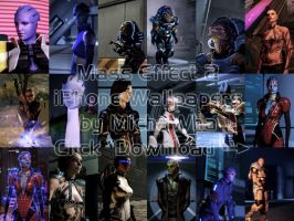 MassEffect2 iPhoneWalls Pack06 by MichaWha