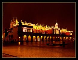 Old Markets Building - Cracow by skarzynscy