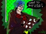 Want a rat..or maybe a bruise by Ckirean
