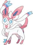 Sylveon by lunasnightmare