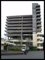 Get carter car park by Princess-Amy