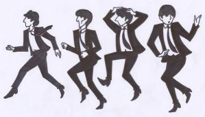 A Hard Day's Night by Lilostitchfan