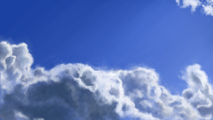 Cloud practice1 by UsayFudo