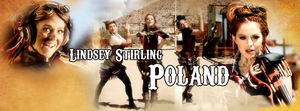 Lindsey Stirling Poland - Roundtable Rival by MrArinn