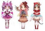 ADOPTABLES - I (OPEN) by MB-Adoptables