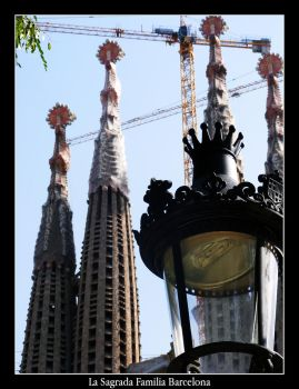 La Sagrada Familia Barcelona 4 by mattsteele17