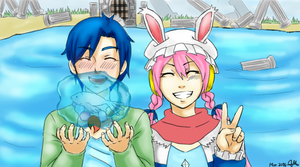 AoH: S6 Water Illustration by EnzanBlues456
