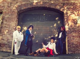 K-Project Group Cosplay 2 by SNTP