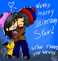 Happy Birthday Stan! by AnitheCat595