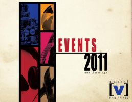 Chanel V Events Flyer 02-01 by Click-Art