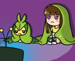 Swadloon TV Time