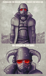 Fallout New Skyrim by velocitti