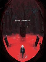 Deadly Premonition - Red Tree by soanvalentine