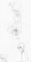 BossSpain and ChibiRoma comic by chibi-nao15