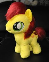OC Filly Plush Autumn Bringer by Sethaa
