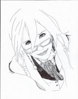 Grell wip by Sampixie