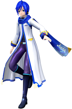 Project Diva Arcade Future Tone Kaito V3 [UPDATE] by Luke-Flame