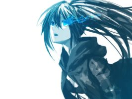 Black Rock Shooter Wallpaper 5 by Mein-Herzeleid