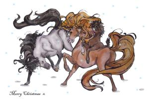 Dashing Through The Snow - ESS 2011 by TheMushman