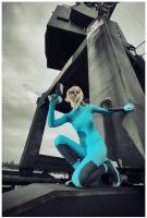 SSBB - Zero Suit Samus 4 by beethy