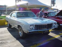 1971 Chevrolet Monte Carlo by Shadow55419