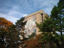 Touchdown Jesus by irish-eyes2