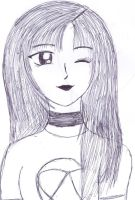 a picture of me anime style by Gothic-excel