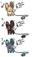 Portable Mouse Speaker Auction :CLOSED: by Swift-The-KittyAdopt