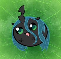 Chrysallis Chubbie by WillDrawForFood1
