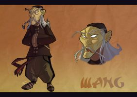 Old Wang by Javas