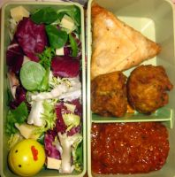 Curry Bento by Thenextera
