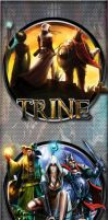 Trine Pack by kraytos