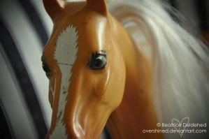 Barbie Horse by overshined