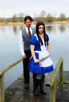 Alice and Bumby VIII by jagged66