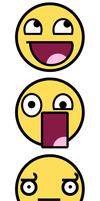 4chan Awsome Faces by Symic