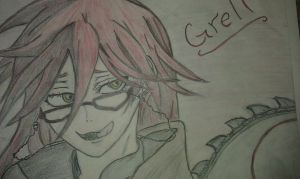 Grell by lovepastatodeath