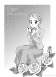 Chocolate with pepper- Chapter 1 - cover by chikorita85