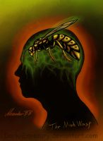 The Mind Wasp by Dark-Emissary