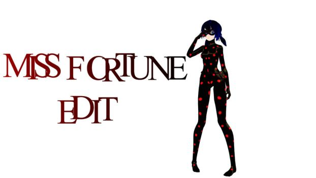 MMD Miss Fortune Edit [DL?] by TangledNightmares