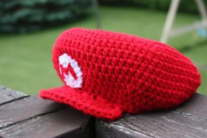 Mario Hat by rdekroon